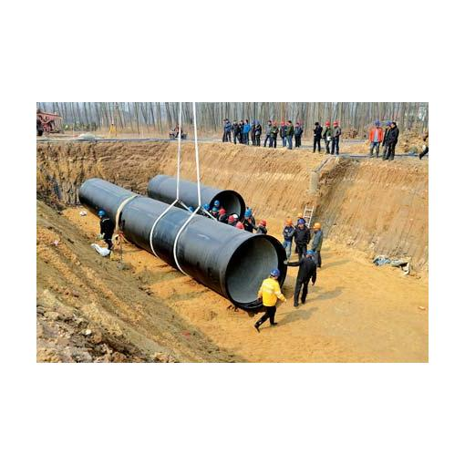 pipelaying operations, large diamater pipes